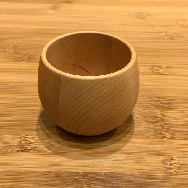 木のコップ(小)