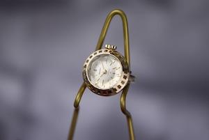 【ビンテージ時計】1971年3月製造 セイコー指輪時計 日本製 当時の定番モデルになります