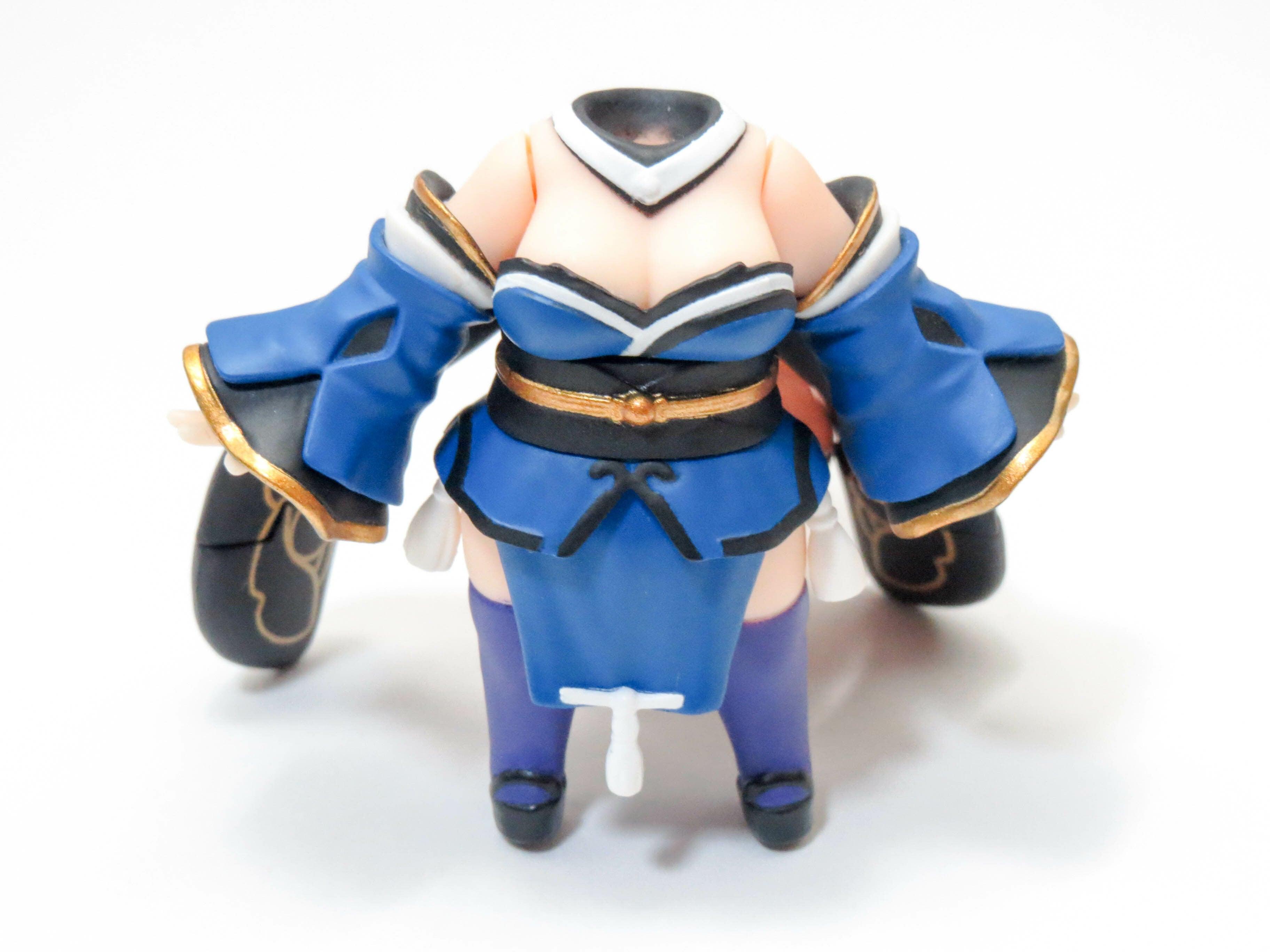 【SALE】【710】 キャスター(玉藻の前)  体パーツ 戦闘服 ねんどろいど