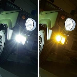 IPF LEDデュアルカラーフォグランプバルブ(黄色/白2色切り替え)