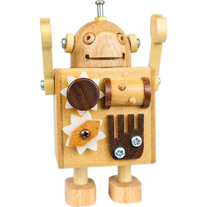 ロボット型オルゴール Katte(カッテ)1号