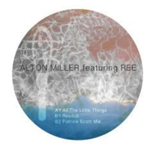 """【12""""】Alton Miller - All The Little Things"""