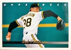 MLBカード 93UPPERDECK Bob Patterson #412 PIRATES