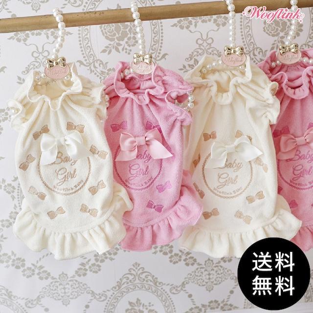 WOOFLINK(ウーフリンク)BABY GIRL MINI DRESS 2, 3, 4号 ゆうパケット送料無料