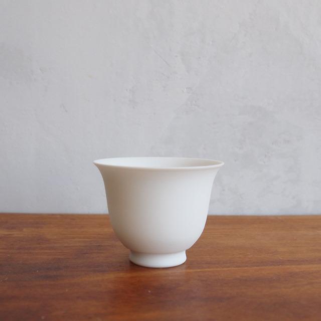 森岡希世子 | 中国茶碗  縁反