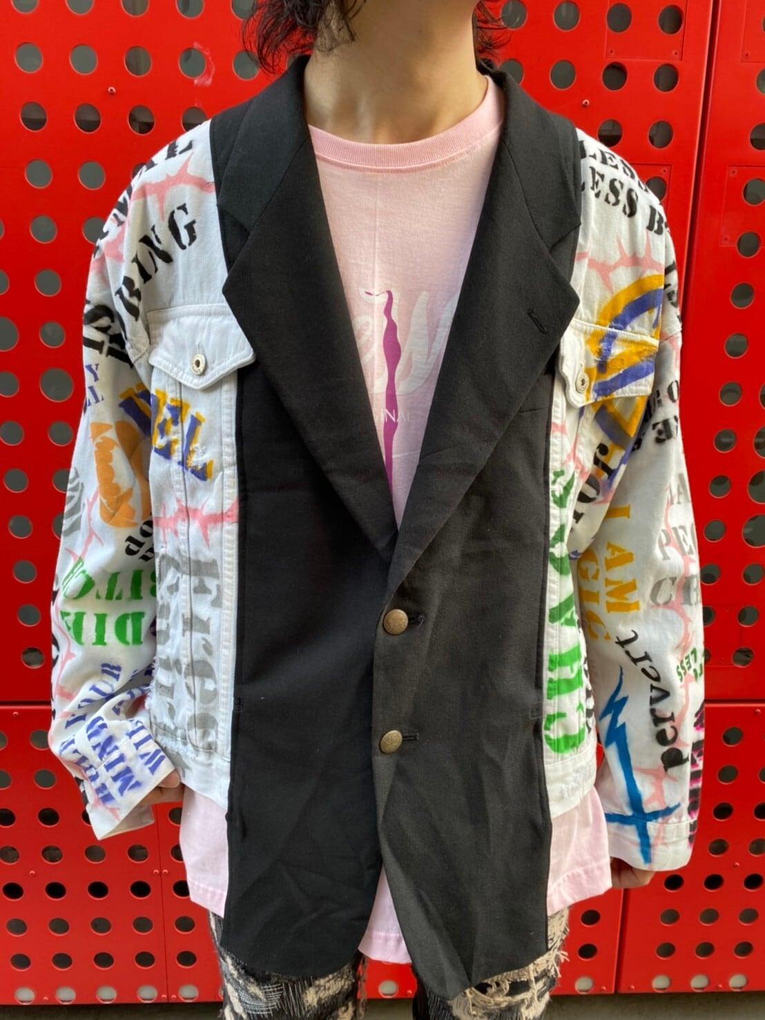 【GAME OVER】ドッキングジャケット