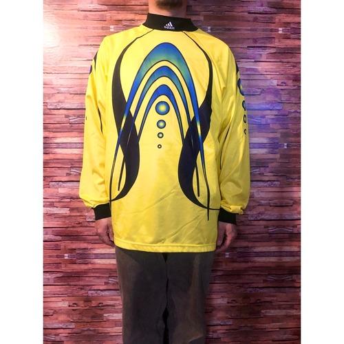 90's adidas ゲームシャツ