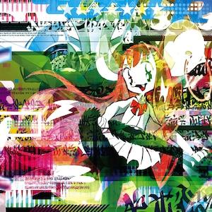 (CD) 反復回転時計 〜RUNNING COST〜 - DJ TECHNORCH [TCNCD006]