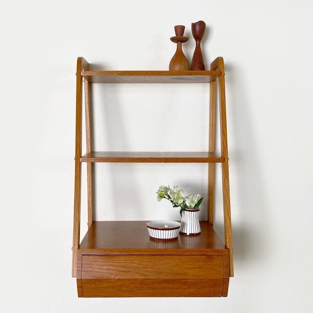 Wall Shelf with drawer / WS024