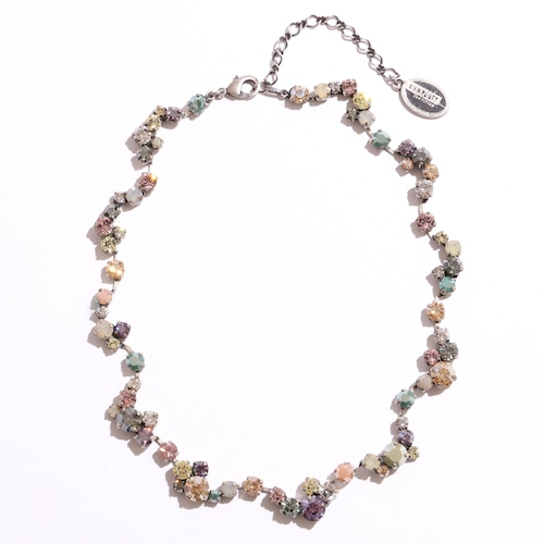mulch color necklaceネックレス