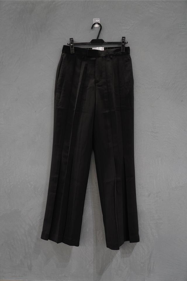 ℃℃℃ long 3 tuck line slacks pants