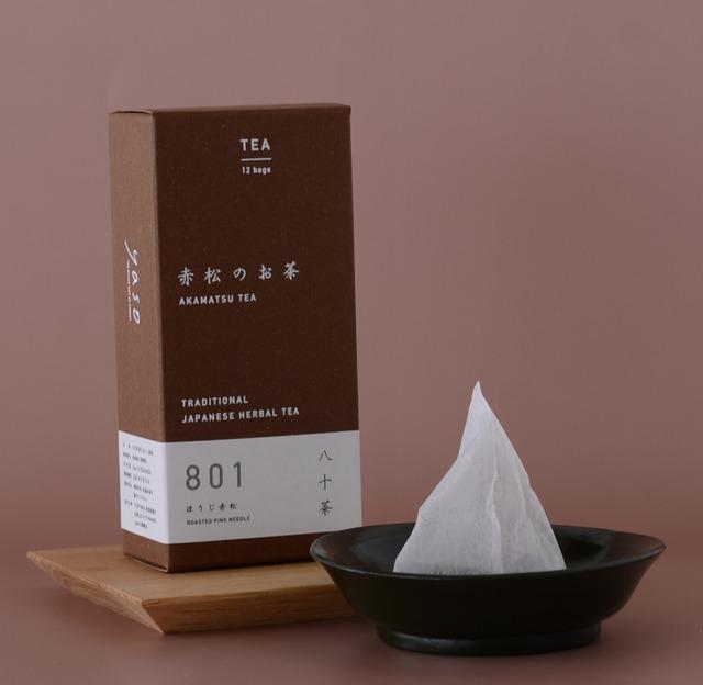 [yaso]八十茶 801 ほうじ赤松