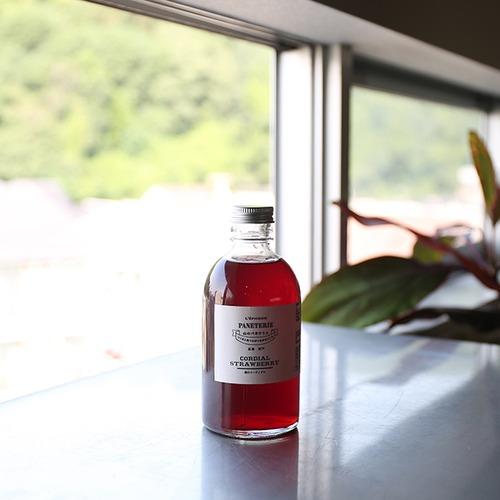 苺のコーディアル 300ml