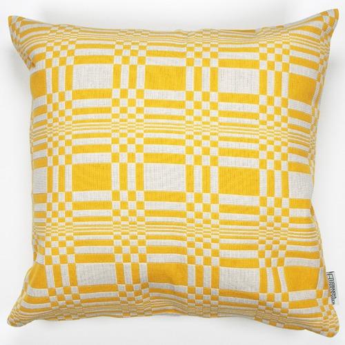 JOHANNA GULLICHSEN(ヨハンナ グリクセン) Zipped Cushion Cover Doris(ドリス) Yellow
