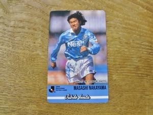 中山雅史 1994 カルビー Jリーグチップス