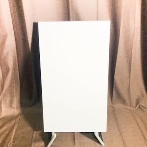 ピックガード用板材 白
