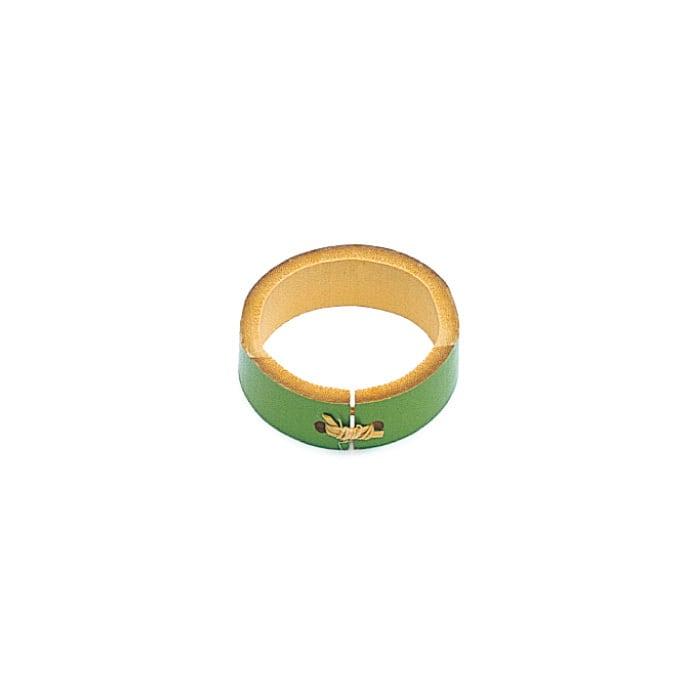 若竹塗箸置&ナプキンリング 【56-078】
