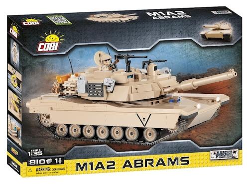 COBI #2619 M1A2 エイブラムズ