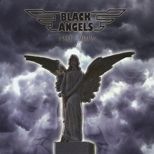 "BLACK ANGELS ""1981-2009"" CD 4枚組み(輸入盤)"