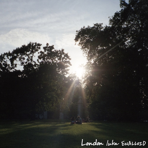 ENALLOID for Luka:エナロイド × ルカ《 Photo Cleaning Cloth》眼鏡拭き クリーニングクロス / England