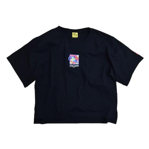 Colors BIG T-Shirts / Black