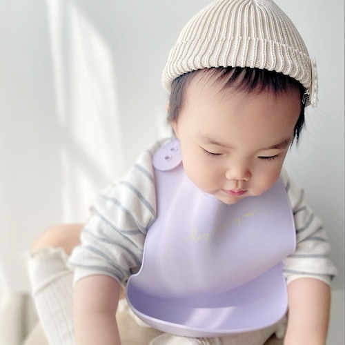 nicö シリコンビブ Eeny meeny miny moe  MOMMY&DADDY
