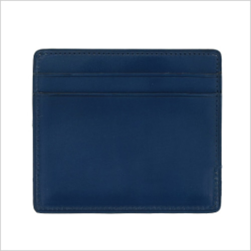 Compact Wallet Blue