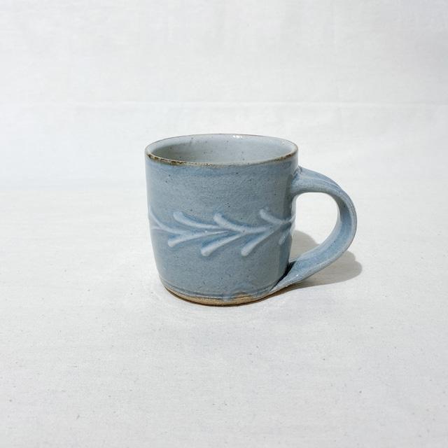 中嶋窯 マグカップ|呉須釉