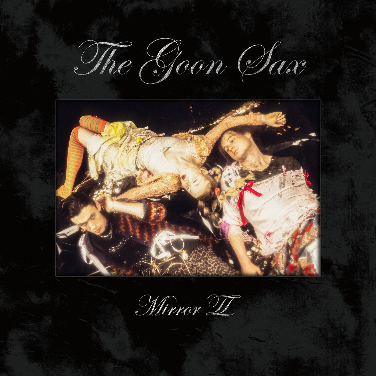 The Goon Sax - Mirror II (LTD White LP)