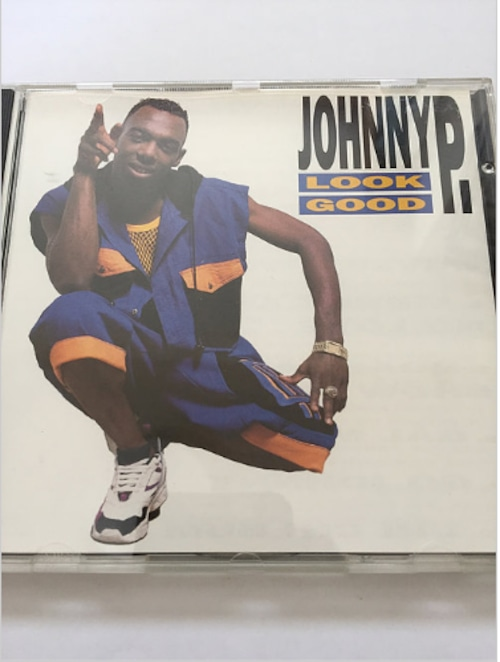 Johnny P(ジョニーピー) - Look Good【 CD】