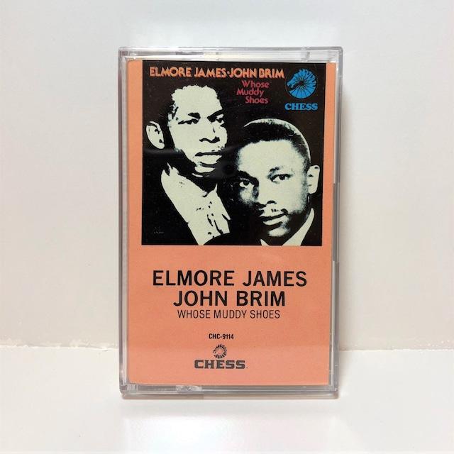 [中古カセット]  Elmore James - John Brim – Whose Muddy Shoes