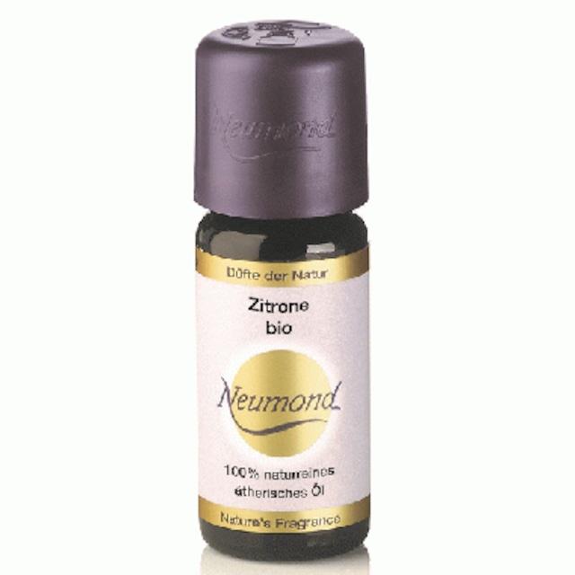レモンbio  ノイモンド/Neumond (オーガニックアロマオイル)