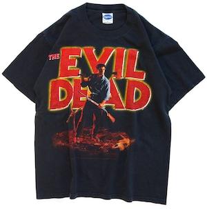 00年代 死霊のはらわた 映画 Tシャツ 【M】 | EVIL DEAD ホラー ヴィンテージ 古着