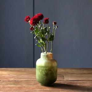 Nature Green Bottle Vase