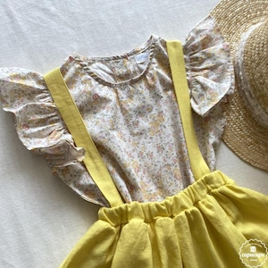 «sold out»«pour enfant» ヘレナ ブラウス Helena blouse
