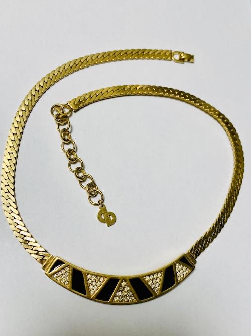 Vintage Christian Dior Chocker Necklace