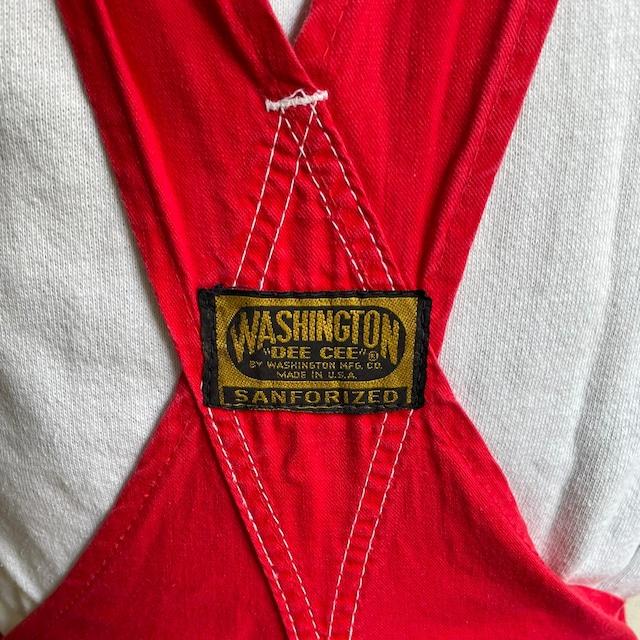 WashingtonDee-Cee red over all