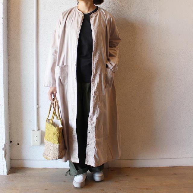 HARVESTY (ハーベスティ)/ LONG SHIRTS STRIPES  (ストライプ ロングシャツ)