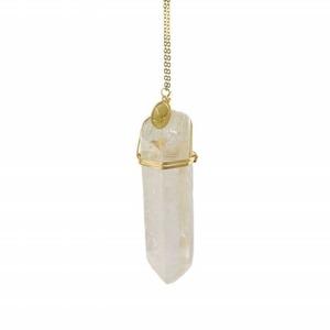 Ariana Ost Healing Crystal Quartz Ornament クリアクオーツ オーナメント