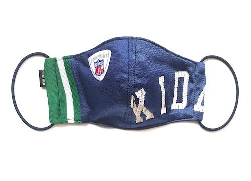 【デザイナーズマスク 吸水速乾COOLMAX使用 日本製】NFL SPORTS MIX MASK CTMR 0919106