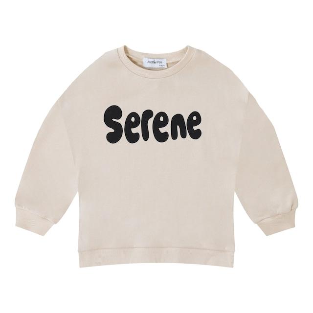 Another Fox / Serene Kids Sweatshirt 1-2y〜7-8y ※メール便1点までOK
