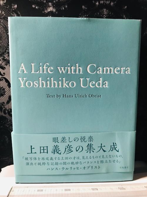 サイン A LIfe With Camera  Yoshihiko Ueda  上田義彦の集大成