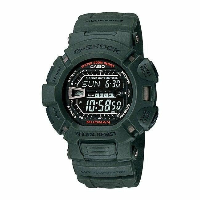 CASIO  カシオ G-SHOCK G-9000-3 防塵・防泥構造 マッドマンメンズ 腕時計