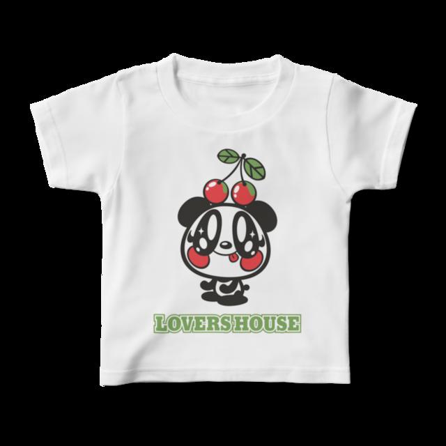 LOVERSHOUSE Cherry and Merry college/ スーパーラヴァーズキッズTシャツ100