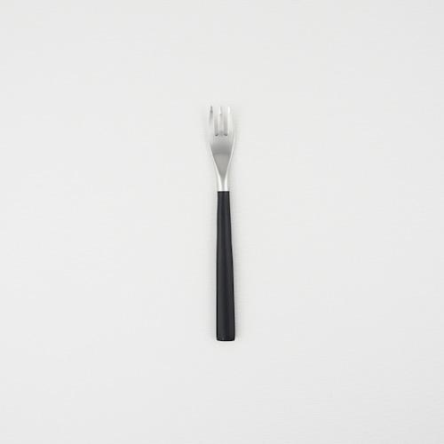 柳 宗理 黒柄カトラリー ヒメフォーク