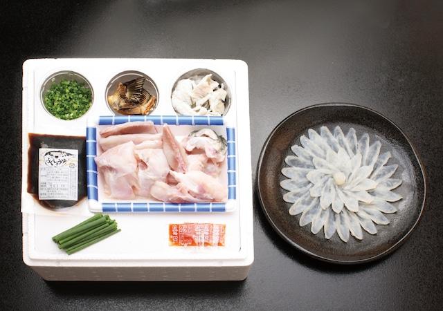 豊後とらふぐ料理セット(養殖2~3人前)【冷凍・送料無料】