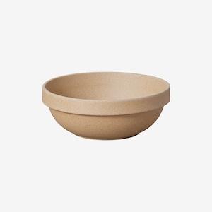 HASAMI PORCELAIN (ハサミポーセリン) Round Bowl (Natural / ナチュラル) 【145x55】HP031