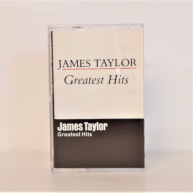 [中古カセット]  James Taylor – Greatest Hits