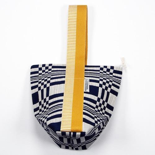 JOHANNA GULLICHSEN(ヨハンナ グリクセン) Tetra Handbag Doris(ドリス) Dark Blue