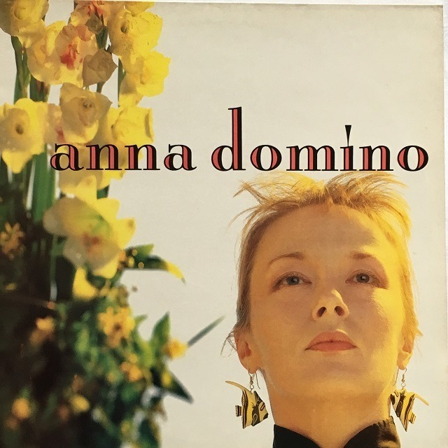 【LP・英盤】Anna Domino  /  This Time